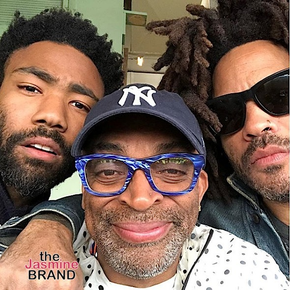 Nicki Minaj, Joe Budden, Diddy, Dream Kardashian, Jessica Dime + Spike Lee, Donald Glover & Lenny Kravitz [Celebrity Stalking]