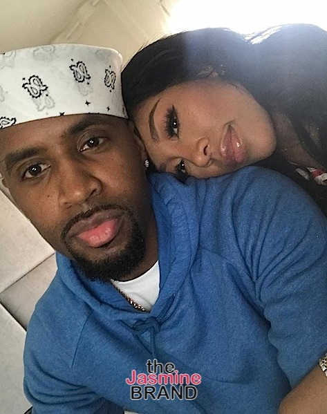 Safaree – I Never Had Sex w/ K.Michelle, She's One Of My Best Friends
