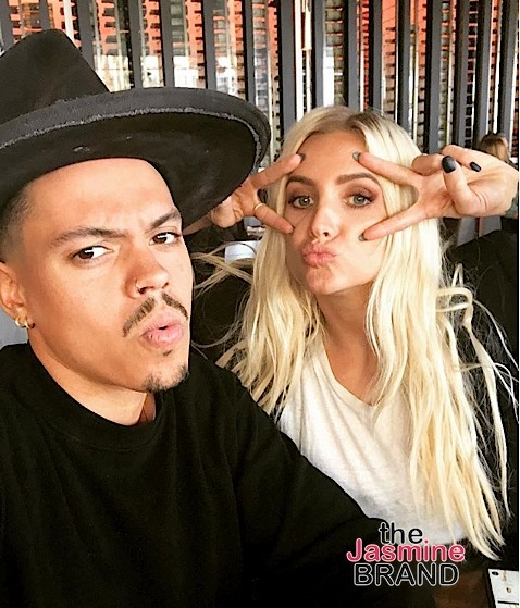 Evan Ross & Wife Ashlee Simpson Land Reality Show 'Ashlee and Evan'