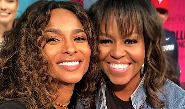 Michelle Obama Hosts College Signing Day: Kelly Rowland, Janelle Monae, Bradley Cooper, Jidenna Attend