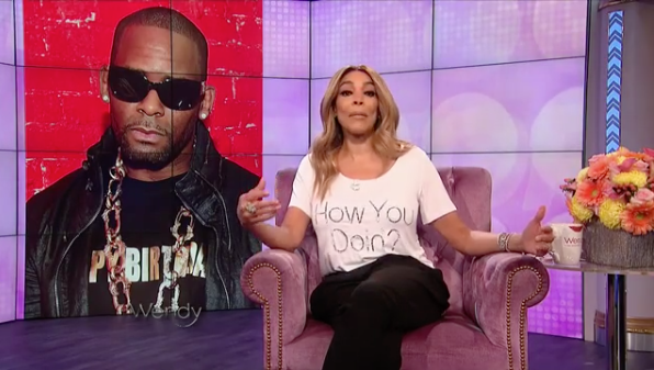 Wendy Williams Wants To Interview R.Kelly, But Is Concerned About Backlash