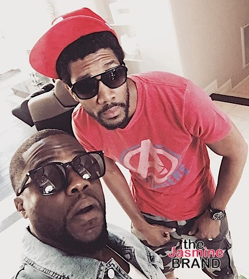 Kevin Hart – Man Who Tried To Extort Comedian, Was A Friend of 15 Years