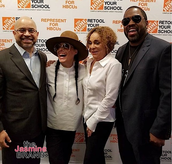 """A Different World"" Cast Reunites, Sings Iconic Theme Song [VIDEO]"