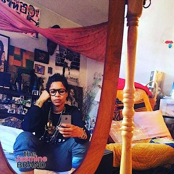 Kelly Rowland, EJ Johnson & Iggy Azealia Serve Fashion, Amber Rose Rocks A Ponytail + Erykah Badu Debuts Short Hair [Celebrity Stalking]