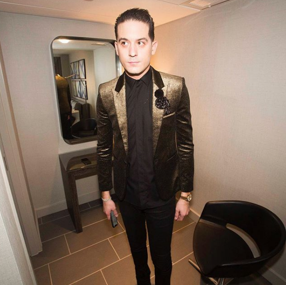 G-Eazy Arrested, Accused of Attacking Security & Having Cocaine