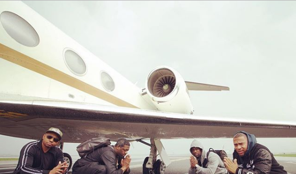 Kevin Hart Survives Serious Airplane Scare