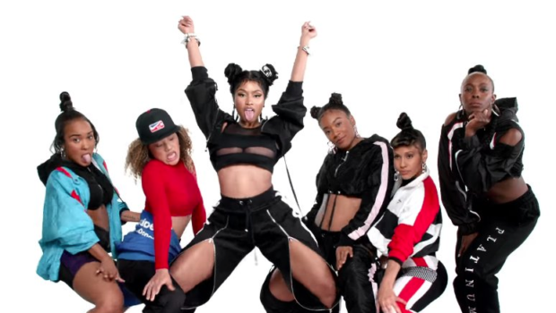 "Nicki Minaj Releases ""Barbie Tingz"" & ""Chun-Li"" Videos"
