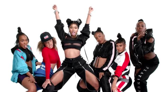 "Nicki Minaj Releases ""Barbie Tingz"" & ""Chun-Li"" Videos"