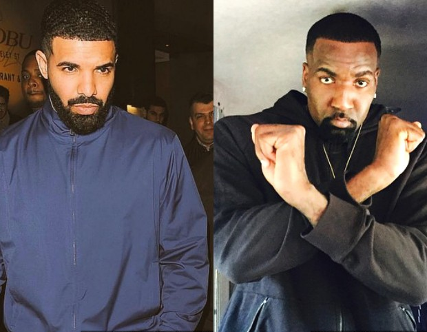 Drake Warned By NBA About Bad Language, After Calling Kendrick Perkins A 'P***y'