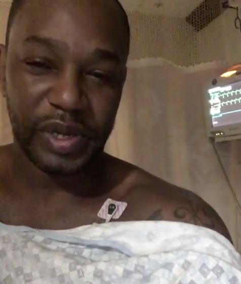 Rapper Cam'Ron Hospitalized [VIDEO]