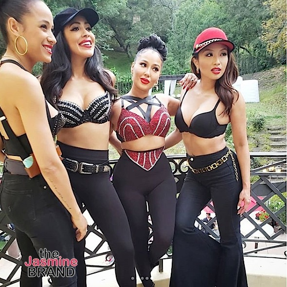 Adrienne Bailon Throws Selena Themed Bash For Cinco De Mayo [PHOTOS]