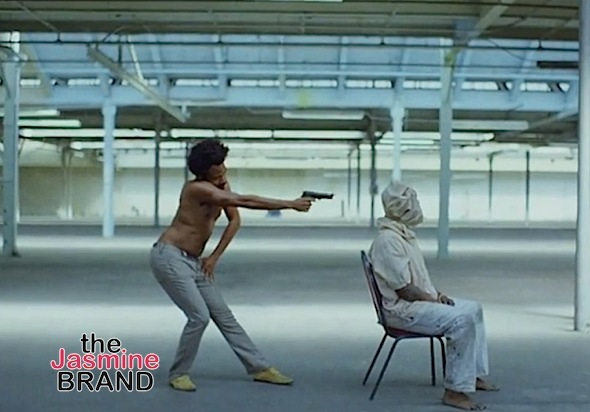 "Childish Gambino Accused Of Ripping Off ""This Is America"", His Management Responds: F**k You & Your Mom"