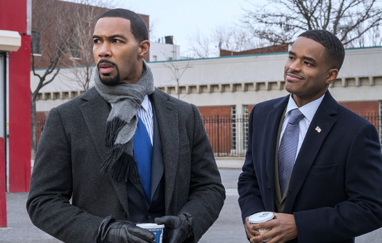 "EXCLUSIVE: ""Power"" Spin-Off Starring Larenz Tate In The Works"