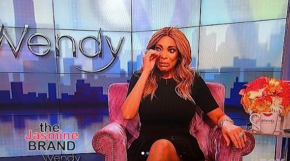 Wendy Williams Cries Over R.Kelly [VIDEO]