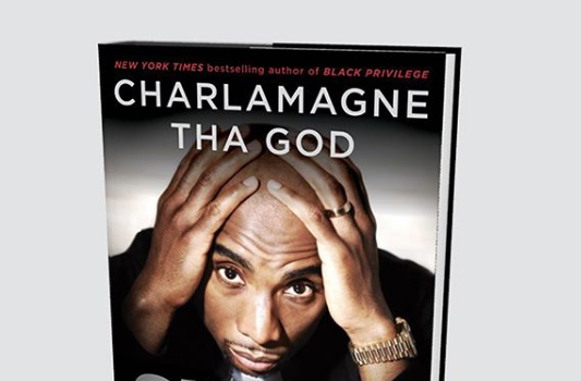 "Charlamagne Tha God Announces Announces New Book ""Shook One"""