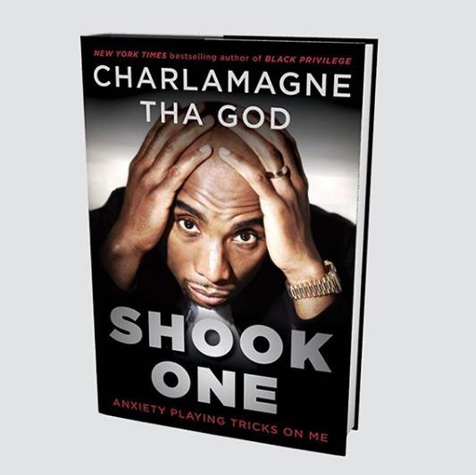 "Charlamagne Tha God Announces Announces New Book ""Shook One"""