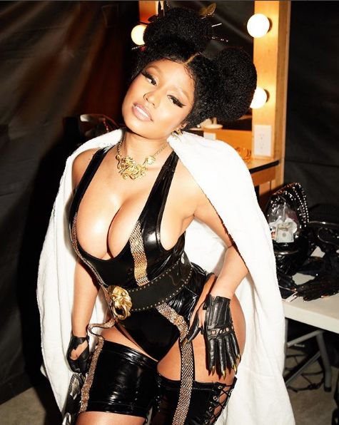 Nicki Minaj Reveals New Album Title & Release Date