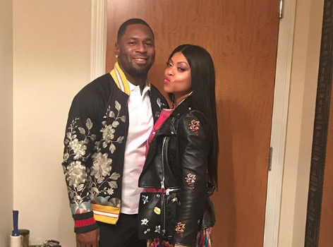 Taraji P. Henson Is Engaged! [Photos]