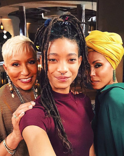 Willow Smith Admits She Cut Her Wrists – I Was In A Dark Hole [VIDEO]