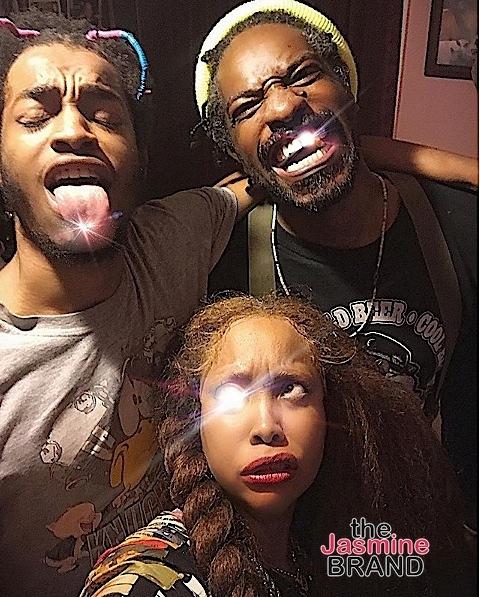 Solange & Tyler The Creator In Italy, Martin Lawrence Daughter Graduates From Duke, Teyana Taylor's Insane Bikini Body + Erykah Badu & Andre 3000 Goof Off w/ Son [Spotted. Stalked. Scene.]