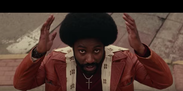 "Spike Lee's ""BlacKkKlansman"" Starring John David Washington"