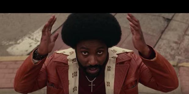 "Spike Lee's ""BlacKkKlansman"" Starring John David Washington"