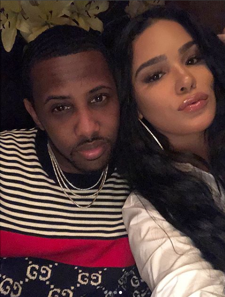 Fabolous Tells Emily B: I Love You For Life