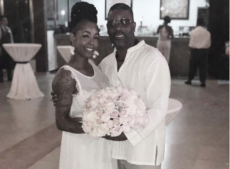 Rapper Khia Sparks Wedding Rumors [Photos]
