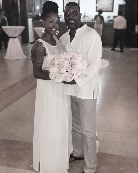 Rapper Khia Sparks Wedding Rumors [Photos]
