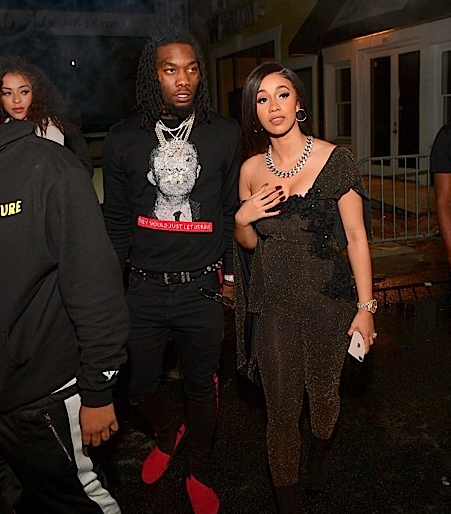 Cardi B & Offset Sued By Man – Your Security Attacked Me! [VIDEO]