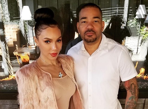 "DJ Envy & Wife Land Reality Show ""Gold With Envy"""