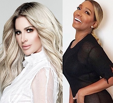 NeNe Leakes Responds to Reports of Kicking Kim Zolciak: I Wouldn't Kick Her & Get Trash All Over My Expensive Shoes!