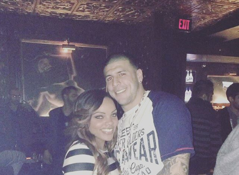 Aaron Hernandez Fiancée Shayanna Jenkins Pregnant 13 Months After His Death