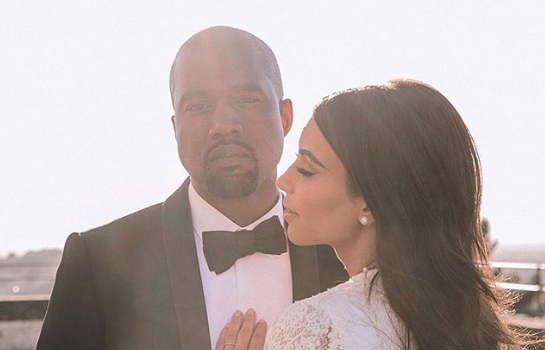 Kim Kardashian to Kanye West: Thank you babe for giving me our family.
