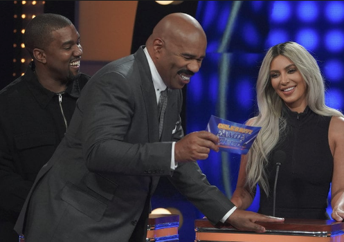 "Kardashian's Battle Kanye West's Family In ""Celebrity Family Feud"" Teaser"