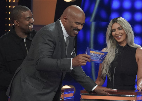 "Kardashian's Battle Kanye West's Family In ""Celebrity Family Feud"" Teaser"