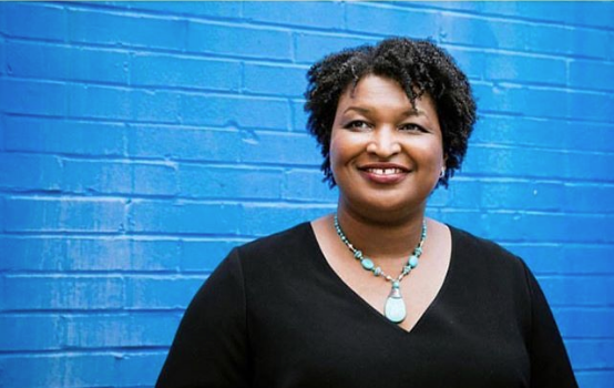 Stacey Abrams Makes History, Seeking To Become 1st Black Female Governor