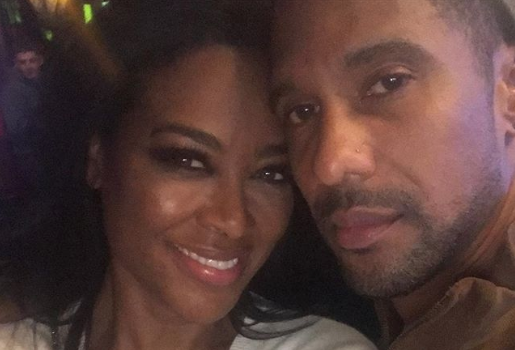 Kenya Moore Warns Media: Leave my family alone!