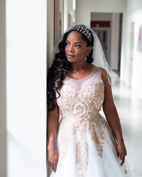 Leela James – I'm Married! [Photos]