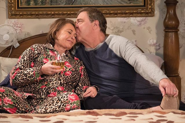 Roseanne Spinoff Moves Forward Without Roseanne Barr