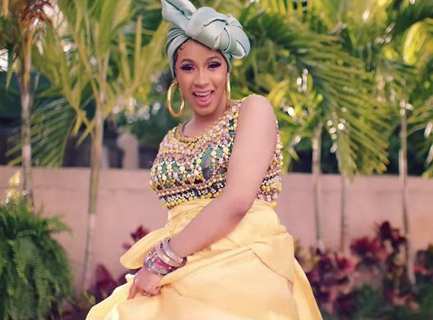 "Cardi B Debuts ""I Like It"" Video Feat. J Balvin & Bad Bunny"