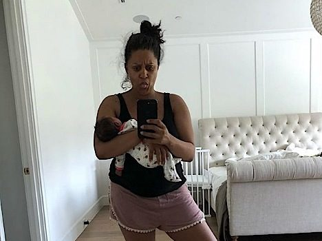 Tia Mowry Hardict – I'm Revealing My Daughter's Name Next Month