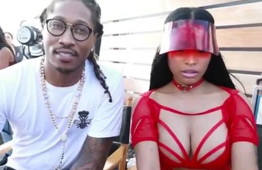 "Nicki Minaj's New ""Queen"" Album Is A Classic, Says Future"