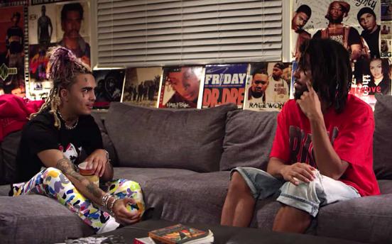 J. Cole & Lil Pump Publicly End Beef