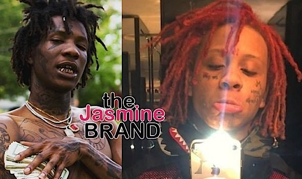 Trippie Redd & Lil Wop Arrested for Jumping Rapper FDM Grady