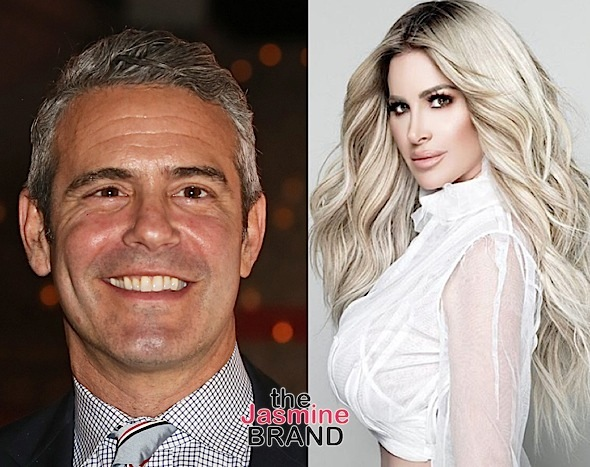 Andy Cohen Says He Misspoke About RHOA's Kim Zolciak – I Should Have Not Said She Was Ganged Up On.