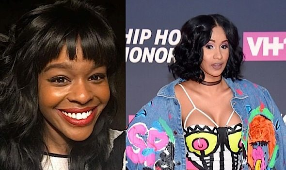 Azealia Banks Calls Cardi B A Mediocre Cold Sore Having Bird