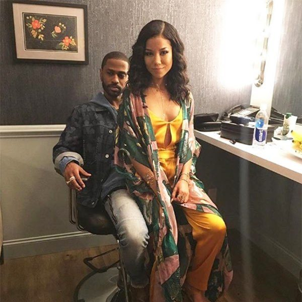 Jhene Aiko & Big Sean Unfollow Each Other, Singer Posts Cryptic Messages