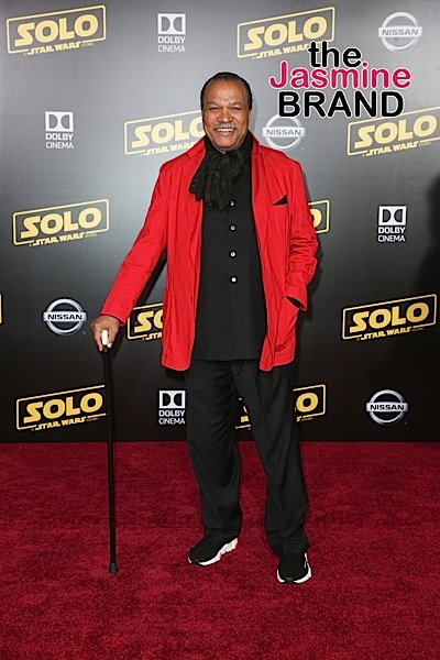 Billy Dee Williams To Reprise Role In 'Star Wars: Episode IX'