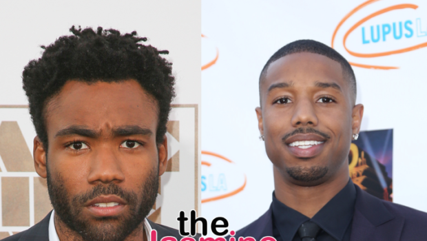 "Donald Glover & Michael B. Jordan Rumored To Join ""Black Panther"" Sequel"